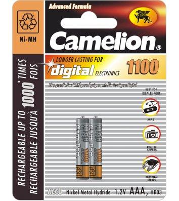 Акумулятор Camelion R3/2BL 1100mAh Ni-MH 1шт