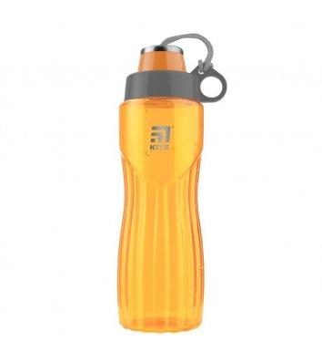 Бутылочка для воды 650 мл оранжевая, Kite