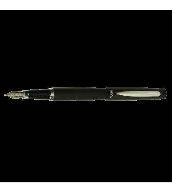 Ручка перова, корпус чорний матовий, Regal