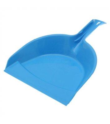 Совок для мусора пластиковый с короткой ручкой ассорти