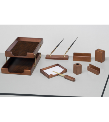 Набір настільний  8 предметів дерев'яний, Bestar