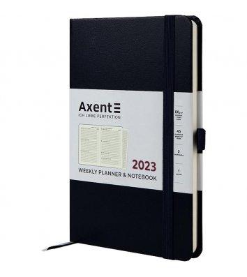 Щотижневик датований 2022 Partner Strong 125*195мм м'ятний, Axent