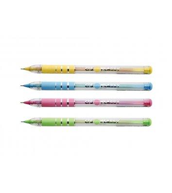 Ручка масляна Klassy, колір чорнил синій 0,7мм, Cool  for School