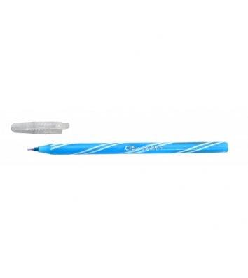 Ручка шариковая Candy, цвет чернил синий 0,6мм, Cool for School