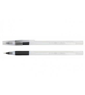 Ручка масляная Iceberg, цвет чернил черный 0,7мм, Economix