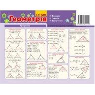 Карточка-подсказка Геометрия 7-11 класс, Зірка