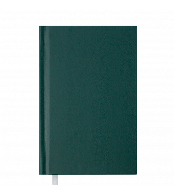 Щоденник недатований А6 Strong зелений, Buromax