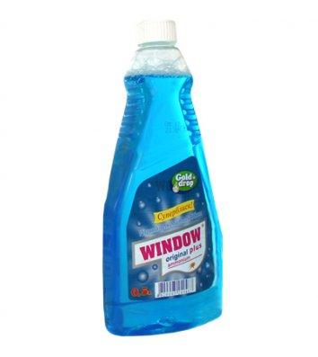 Засіб для скла 500мл змінна пляшка, Window Plus