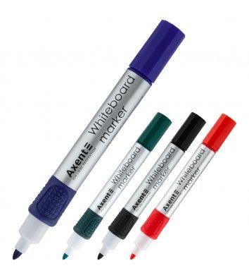 Набір 4 маркерів для дошок, Axent