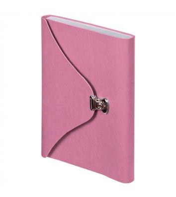 Щоденник недатований А5 Forever рожевий, Buromax