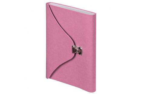 Ежедневник недатированный А5 Forever розовый, Buromax