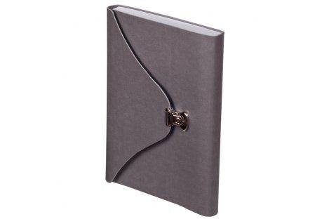 Щоденник недатований А5 Forever сріблястий, Buromax