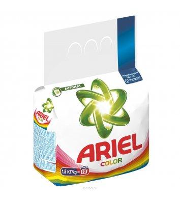 Засіб для прання Ariel 1,5 кг Color автомат