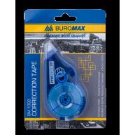 Коректор стрічковий 20м*5мм, Buromax