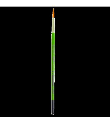 Кисточка №7 синтетика (нейлон) круглая