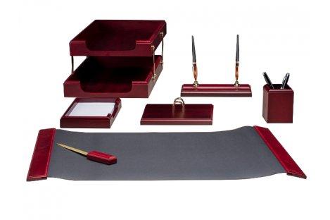 Набор настольный 7 предметов деревянный, Bestar