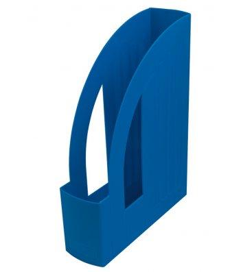 Лоток вертикальный пластиковый синий непрозрачный, Arnika