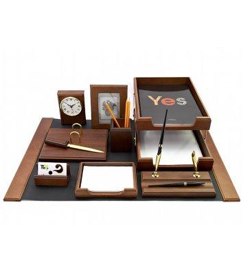 Набір настільний 10 предметів дерев'яний, Bestar