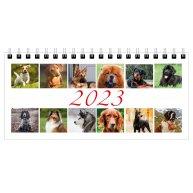 Календар настінний перекидний 24*33см Символ року 2021