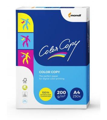 Папір щільний А4 200г/м2 250арк Color Copy, білий