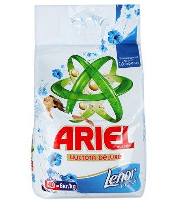 Засіб для прання Ariel 6кг автомат