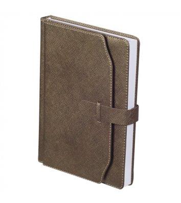 Щоденник недатований А5 Credo мідний, Buromax