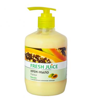 Мило рідке 460мл Fresh Juice Папайя і Авокадо