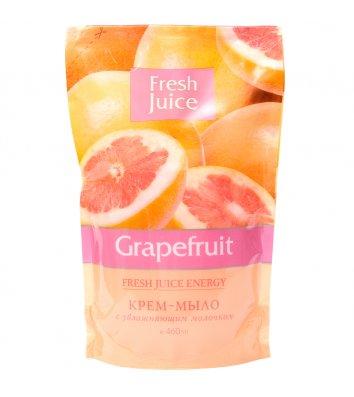 Мило рідке 460мл Fresh Juice пакет Grapefruit