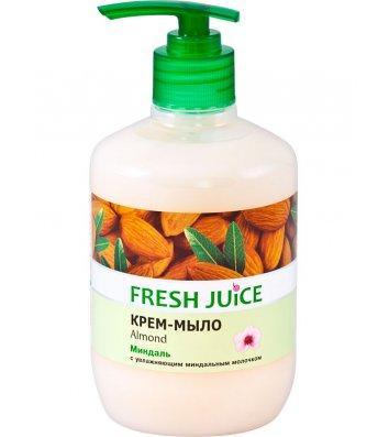 Мило рідке 460мл Fresh Juice Almond