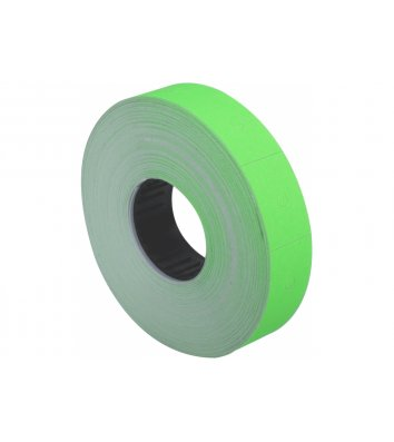 Этикетки-ценники 16*23мм 700шт зеленые, Economix