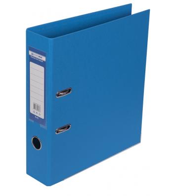 Папка-реєстратор А4 70мм двостороння світло-синя Elite, Buromax