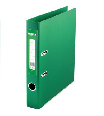 Папка-реєстратор А4 50мм двостороння зелена Elite, Buromax