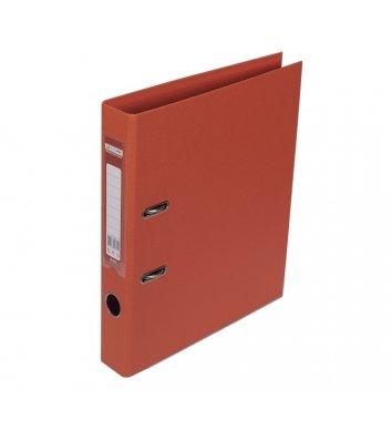 Папка-реєстратор А4 50мм двостороння помаранчева Elite, Buromax