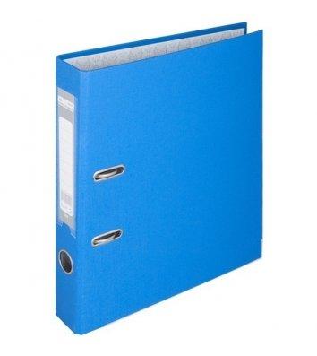 Папка-регистратор А4 50мм односторонняя синяя Lux, Buromax
