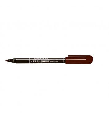 Маркер перманентний 2846, колір чорнил коричневий 1мм, Centropen