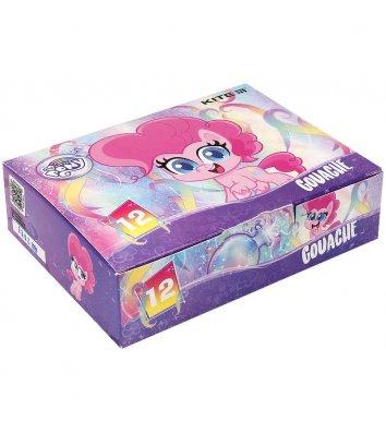 """Фарба гуашева 12 кольорів 20мл """"My Little Pony"""", Kite"""
