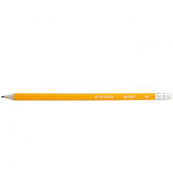 Олівець чорнографітний НВ Classic, Buromax