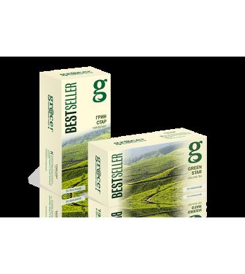 Чай зелений