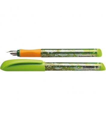 Ручка перьевая Fiesta зеленая, Schneider