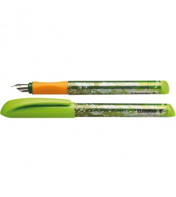 Ручка перова Fiesta зелена, Schneider