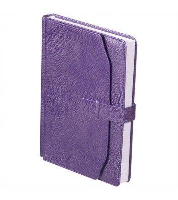 Щоденник недатований А5 Credo фіолетовий, Buromax