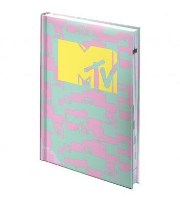 Щоденник недатований A5 Графо MTV-4, Brunnen