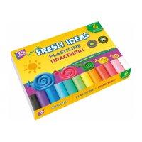 Пластилин 6 цветов 135г, Cool for School