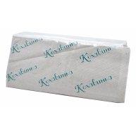 Рушники паперові  одношарові 170шт Z-складання сірі, Кохавинка
