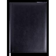 Щоденник недатований A4 Base чорний, Buromax