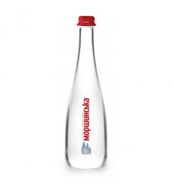 Вода минеральная негазированная Моршинська 0,5л стекло