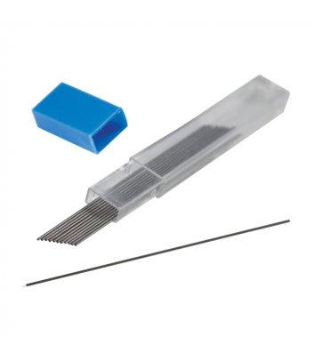 Стрижні до механічного олівця HB 0,5мм 12шт, Buromax