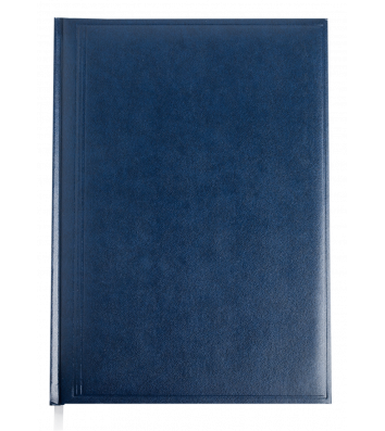 Щоденник недатований A4 Base синій, Buromax