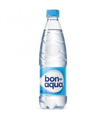 Вода минеральная сильногазированная Bon Aqua 0,5л