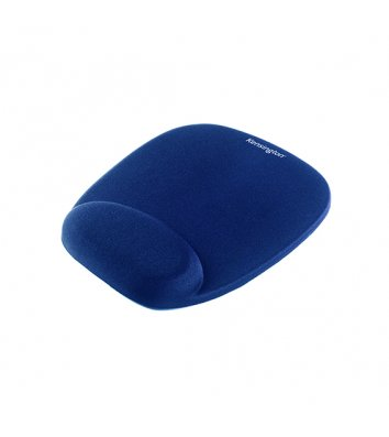 Коврик для мыши Kensington с подушкой под запястье, цвет синий